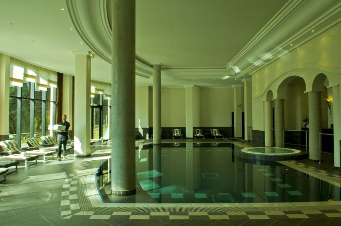les photos des plus beaux spas de france spa du pavillon