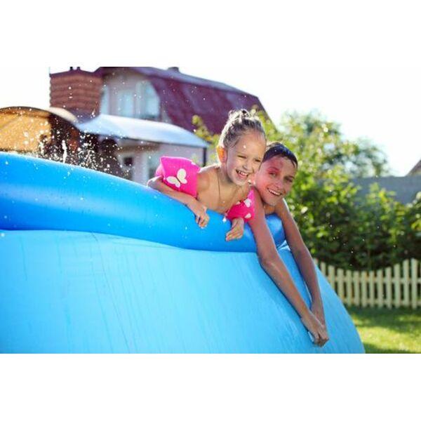 la piscine boudin conomique et facile installer. Black Bedroom Furniture Sets. Home Design Ideas