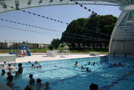 La piscine d'Etrepagny