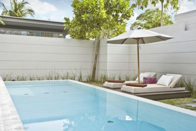 La piscine de 8 x 4 mètres : une forme rectangulaire classique