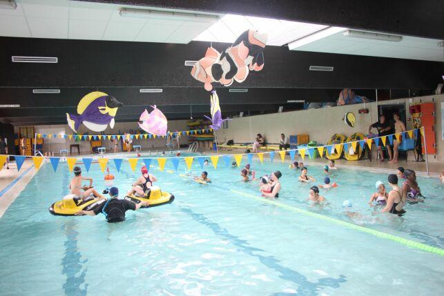 La piscine de Blanquefort