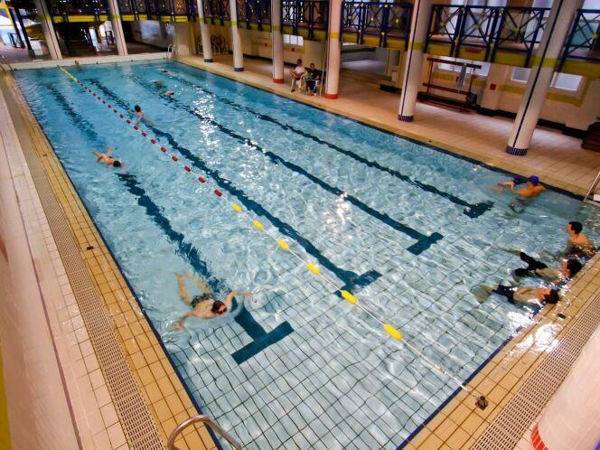 La piscine de Cauterets
