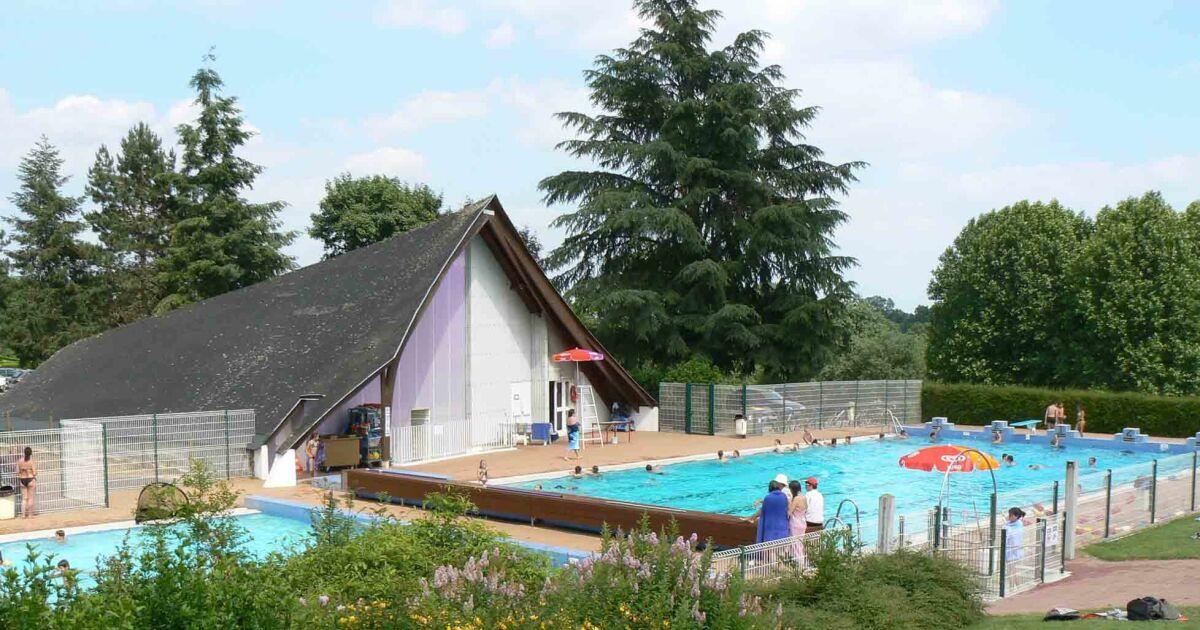 Piscine chateauneuf sur sarthe horaires tarifs et for Camping maine et loire avec piscine
