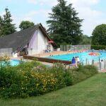 Piscine à Chateauneuf sur Sarthe