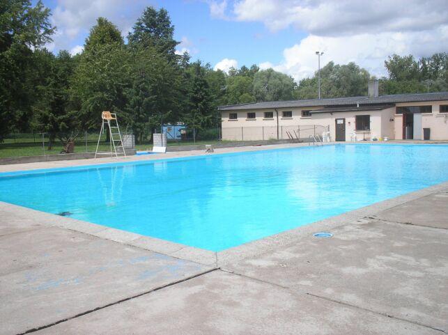 La piscine de Diemeringen