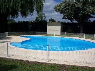 La pataugeoire de la piscine de Gimont