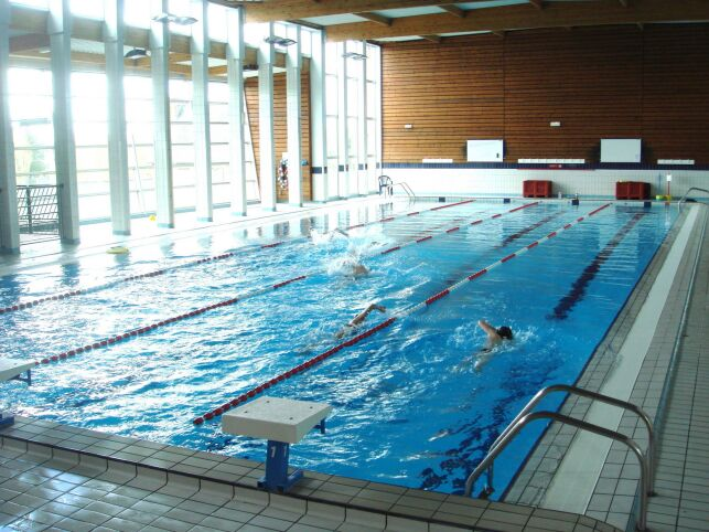 La piscine de Guingamp