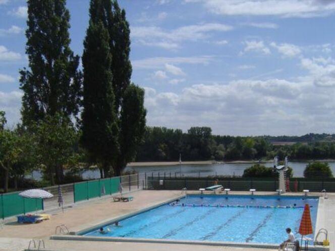 La piscine de la Charbonnière à Ancenis