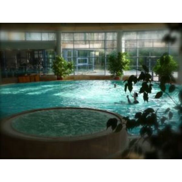 Salle de sport avec piscine spa la cour de honau la wantzenau horai - Nager dans la piscine ...