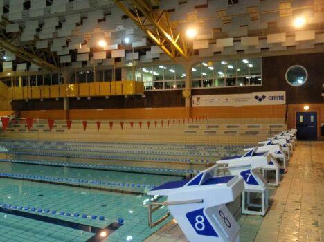 """La piscine de Mercières à Compiègne<span class=""""normal italic petit"""">DR</span>"""