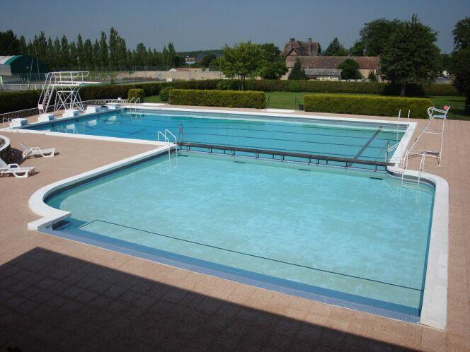 La piscine de Saint Pierre sur Dives