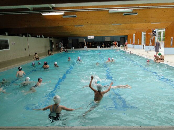 La piscine de Seyssinet Pariset
