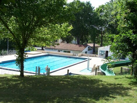 La piscine de St Claud