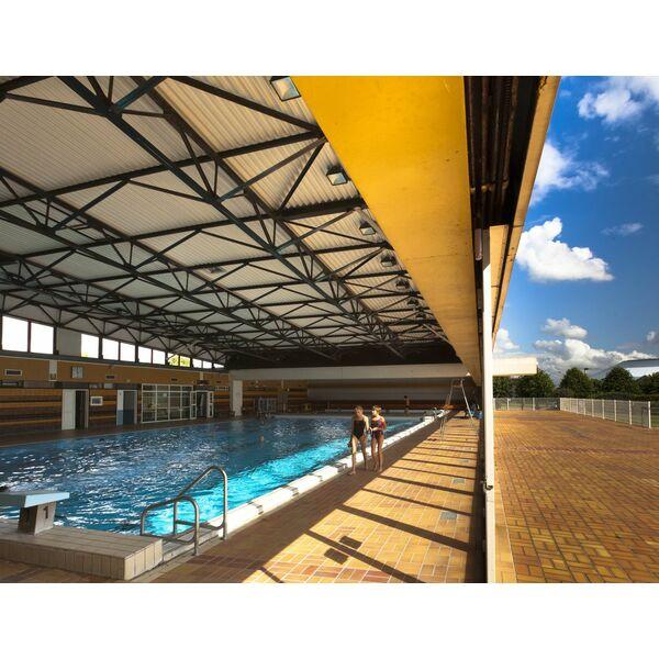 Ordinaire Piscine St Romain De Colbosc #1: La piscine de St Romain de Colbosc fleche