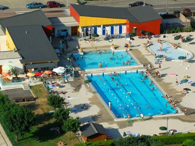 La piscine de Tullins