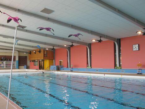 """La piscine de Villemomble<span class=""""normal italic petit"""">© ville de Villemomble</span>"""