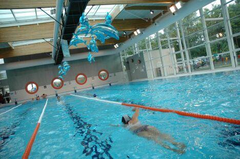 "La piscine des Buclos à Meylan<span class=""normal italic petit"">© Ville de Meylan/Dominique Urschfeld</span>"