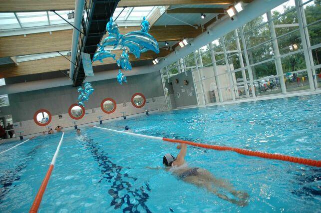 La piscine des Buclos à Meylan