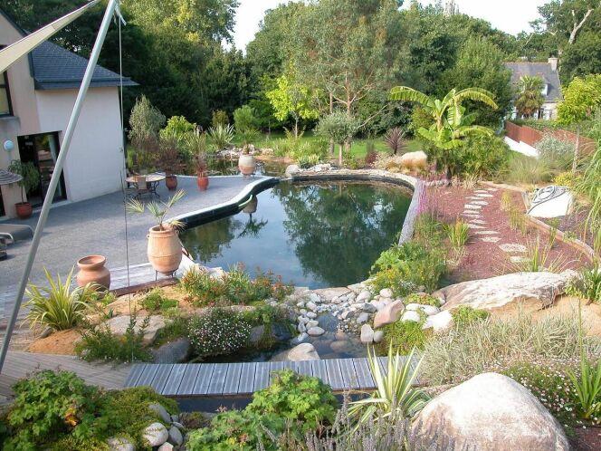 La piscine design par L'Esprit Piscine