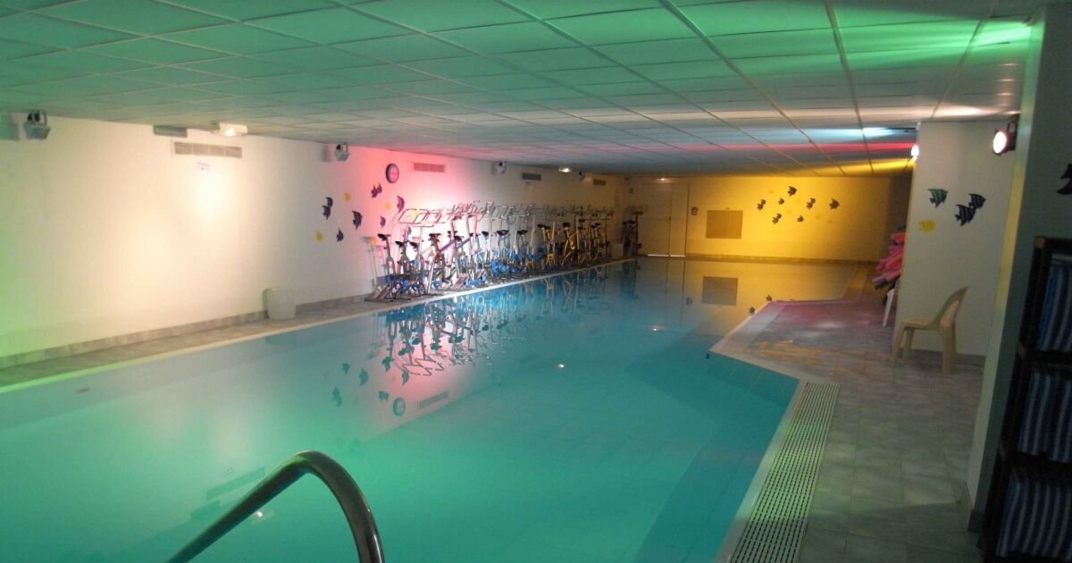 Salle de sport et piscine club moving mours horaires for Automobile club de france piscine