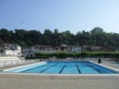 La piscine du Pays d'Orthe à Peyrehorade