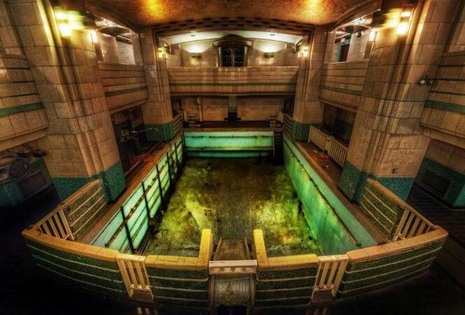 La piscine du Queen Mary's… hantée !