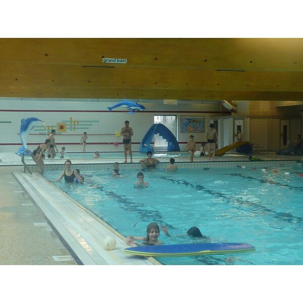 Piscine epinal horaire for Piscine epinal