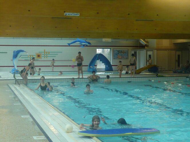 La piscine du Val d'Ajol