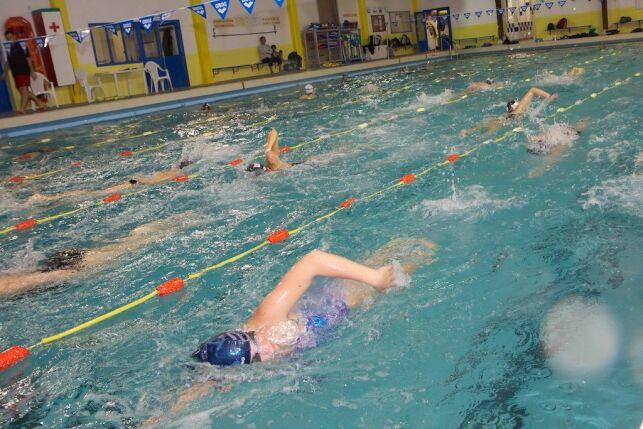 La piscine du Viguier à Carcassonne est principalement réservée aux scolaires et associations