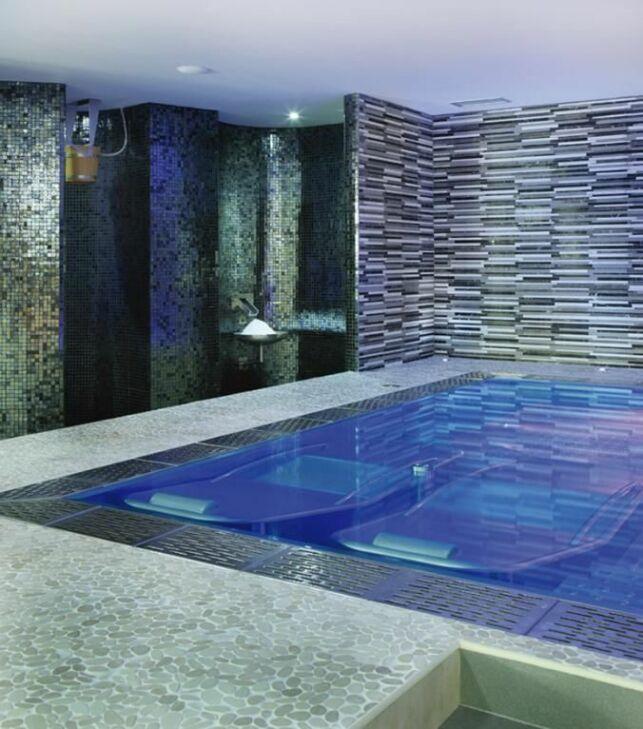 La piscine en inox d'AstralPool