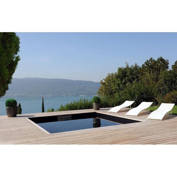 piscine en kit haut de gamme. Black Bedroom Furniture Sets. Home Design Ideas