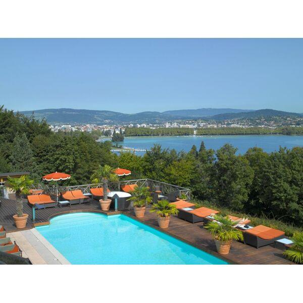 Spa les tr soms annecy horaires tarifs et photos for Prix piscine exterieure