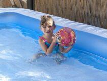 La piscine hors sol autoportante : une solution économique et facile à installer