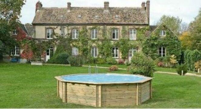 La piscine hors-sol : c'est plus simple