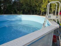 La piscine hors sol en kit : une solution pratique et pas chère