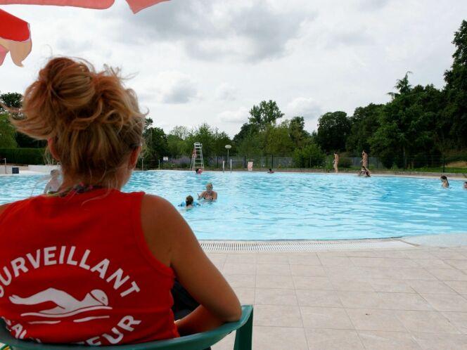 La piscine intercommunale de Rignac