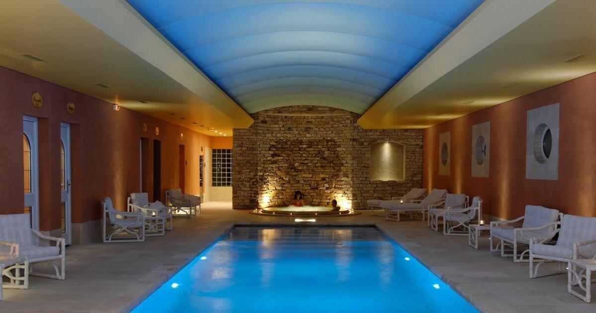 Hotel Piscine Chauffee Avignon