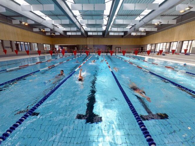 La piscine Jean Pommier à Valence