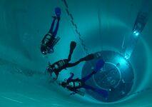 La piscine la plus profonde du monde !