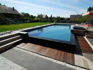 Les plus belles piscines rectangulaires en photo