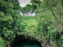 To Sua Ocean Trench : une piscine naturelle bien cachée