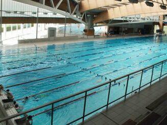 La piscine olympique Roger Gougon à Epinal