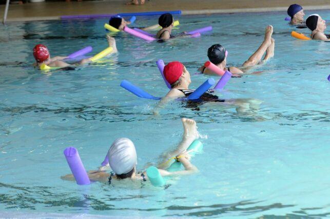 La piscine plein ciel de Valence