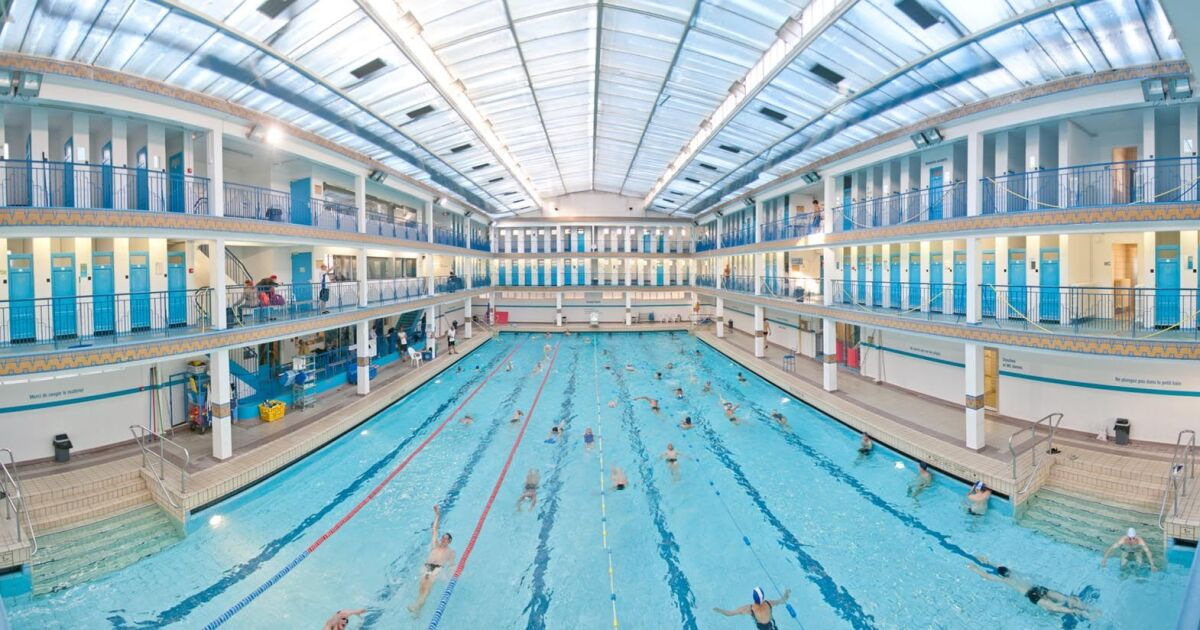 Piscine pontoise le quartier sport paris 5e horaires for Piscine 25m