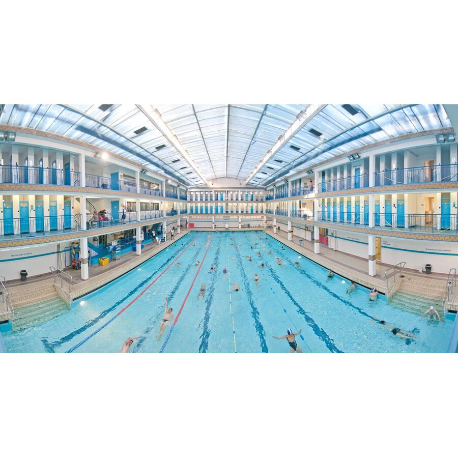 Piscine pontoise le quartier sport paris 5e horaires for Piscine paris 11