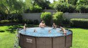 La piscine tubulaire : pour passer un été dans l'eau, chez-soi