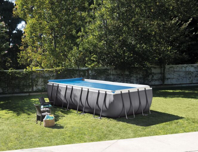 La piscine Ultra Silver