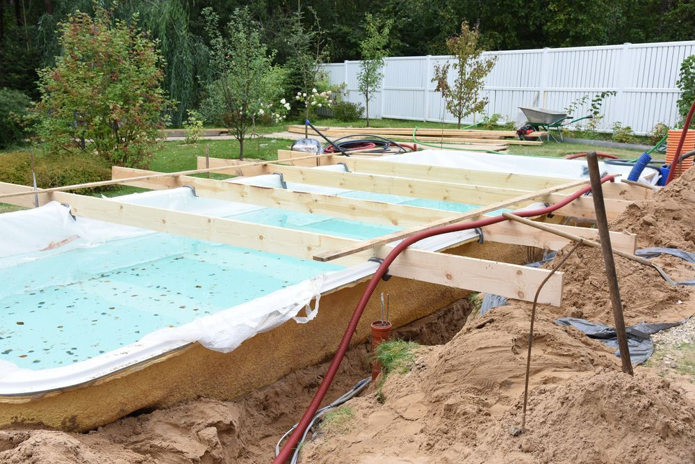 La piscine : un secteur qui forme et recrute © Aleksandra Cheremisova shutterstock.com
