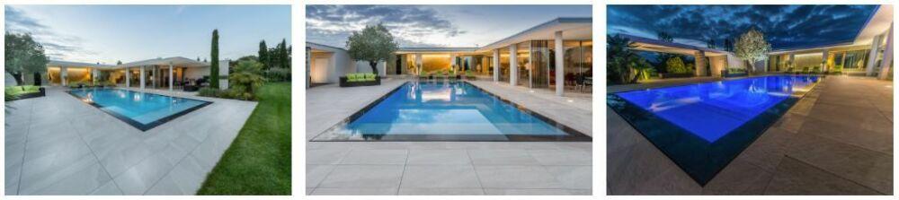 La plus belle piscine résidentielle - 2ème place© Stéphane Berdin