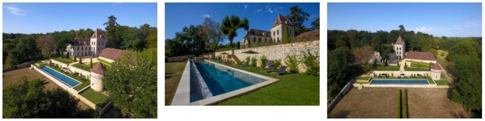La plus belle piscine résidentielle - 3ème place© Diffazur